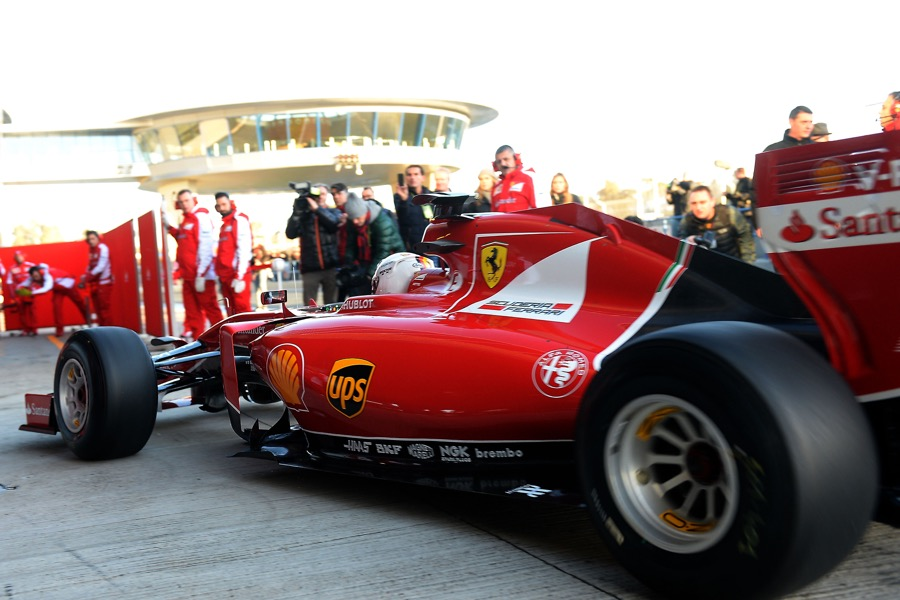 Alfa Romeo Social Media - Formula One Sponsorship Activation and Awareness